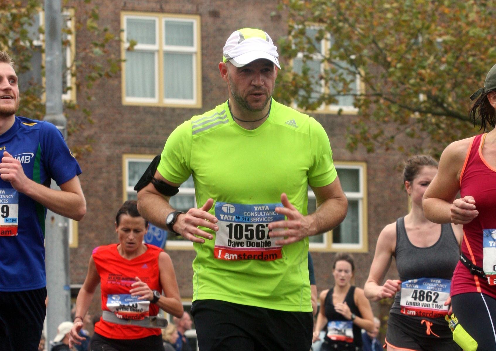 AMS Running