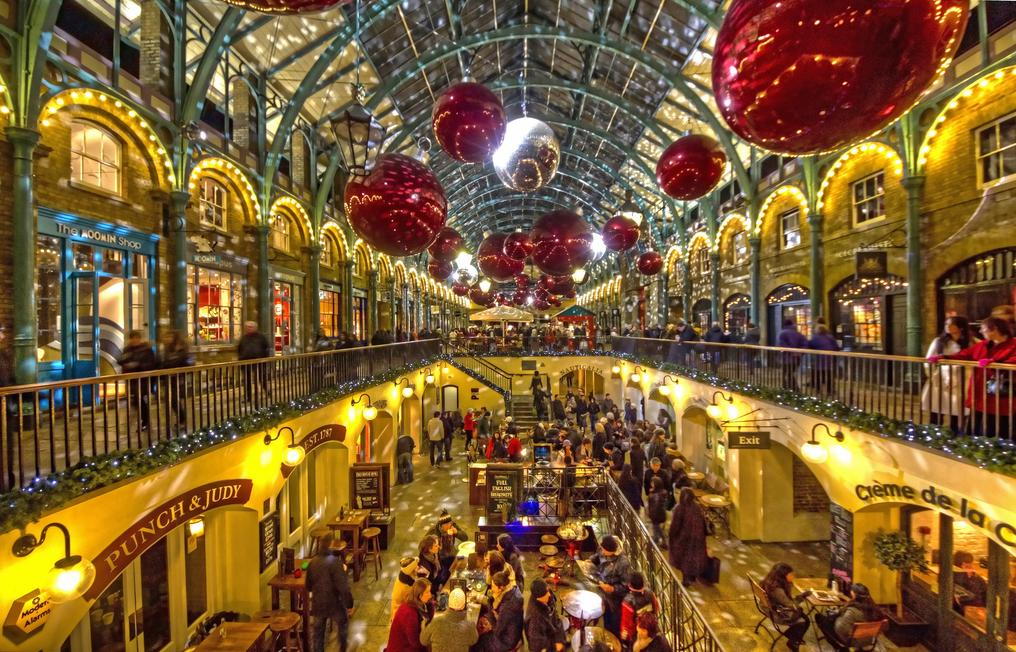Image result for christmas market london covent garden