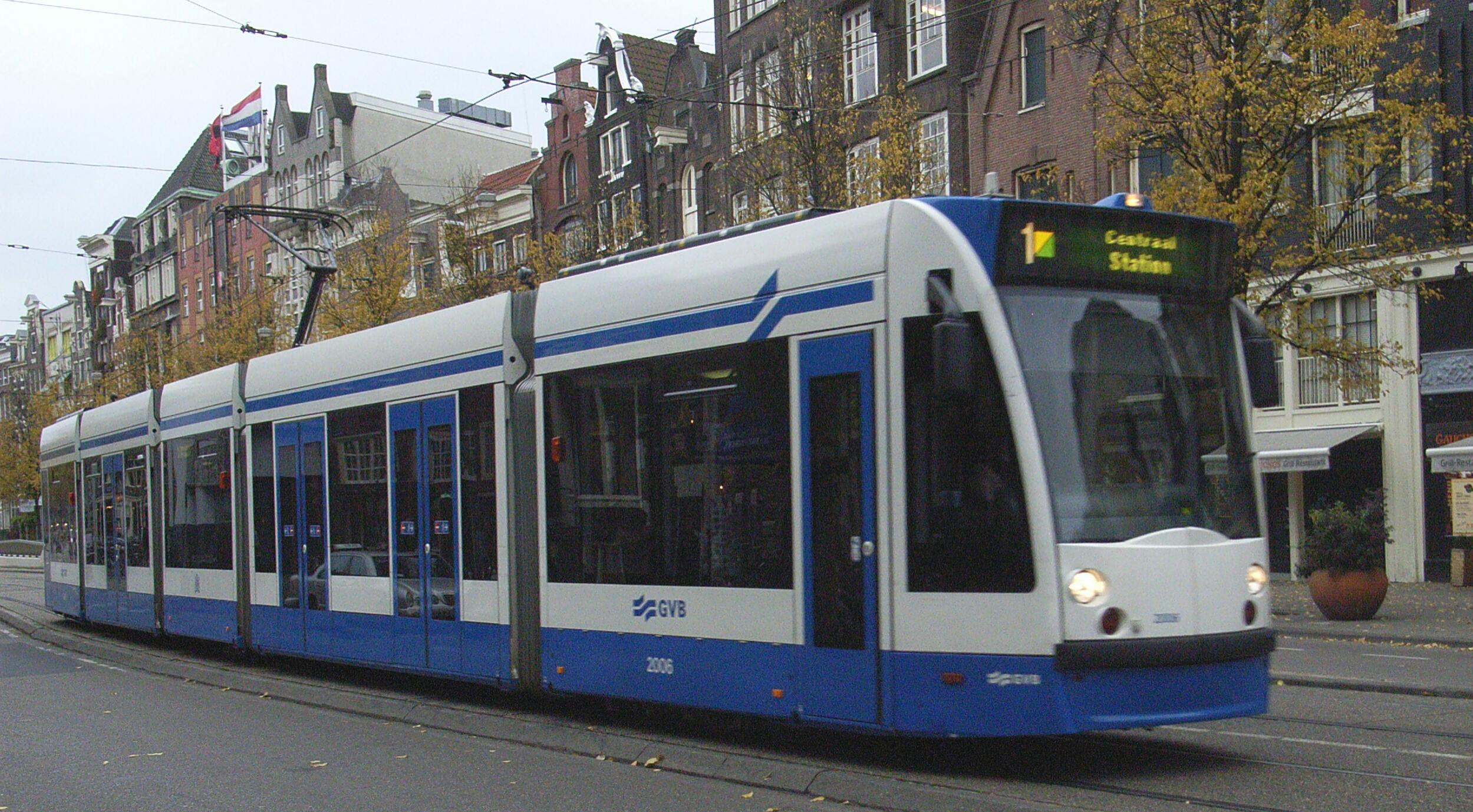Amsterdam on a shoestring budget clink hostels for How much does a hillside tram cost