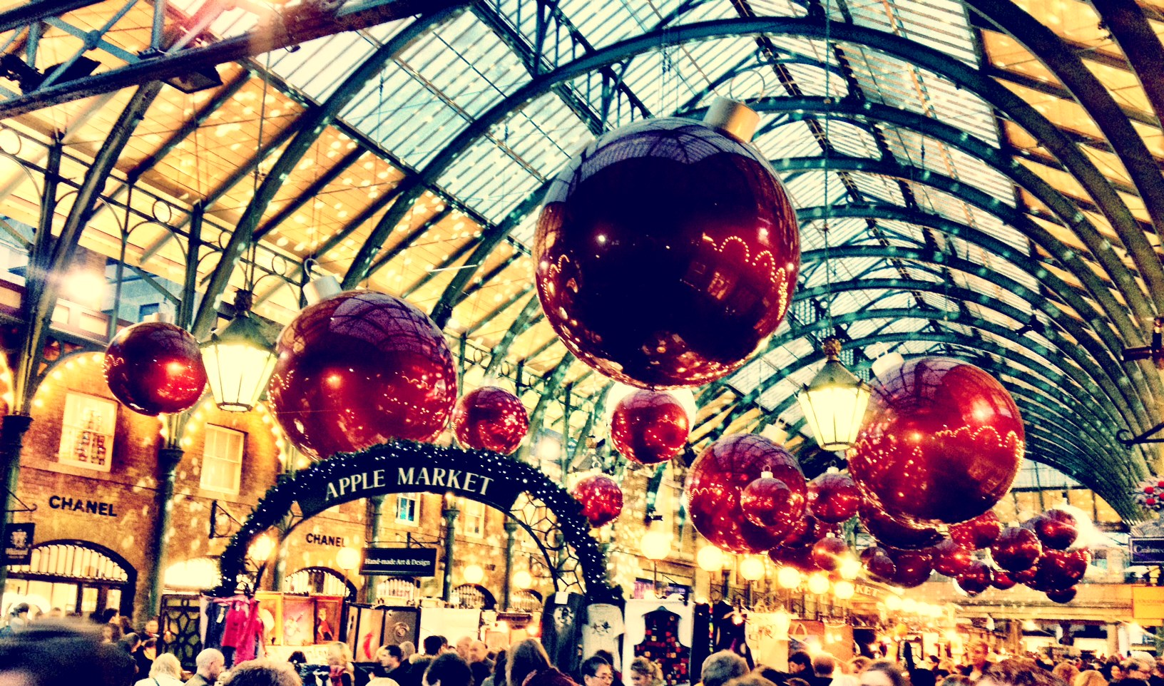 The Best of London's Christmas Festivals & Markets – Clink ...