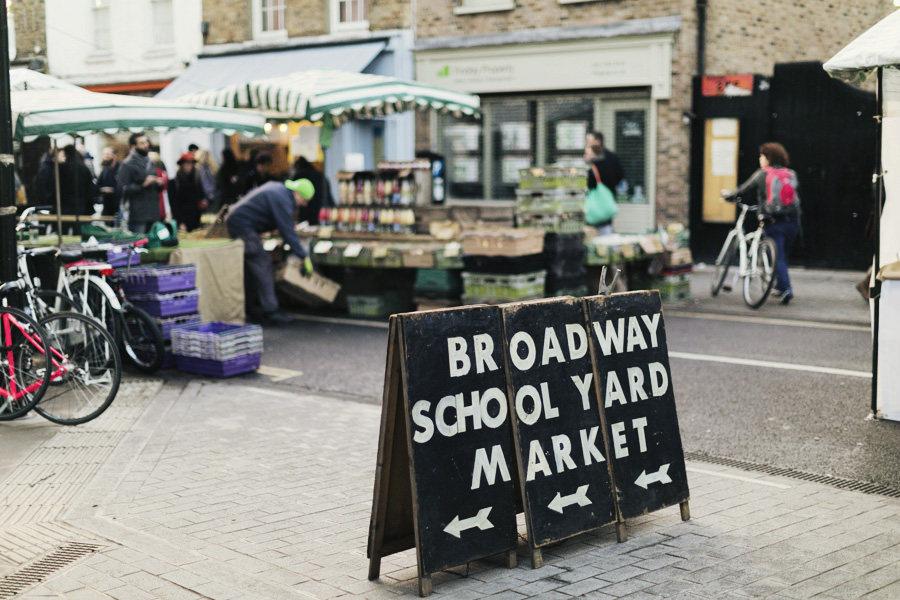 Broadway School Yard Market