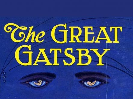 the great gatsby the unachievable dream