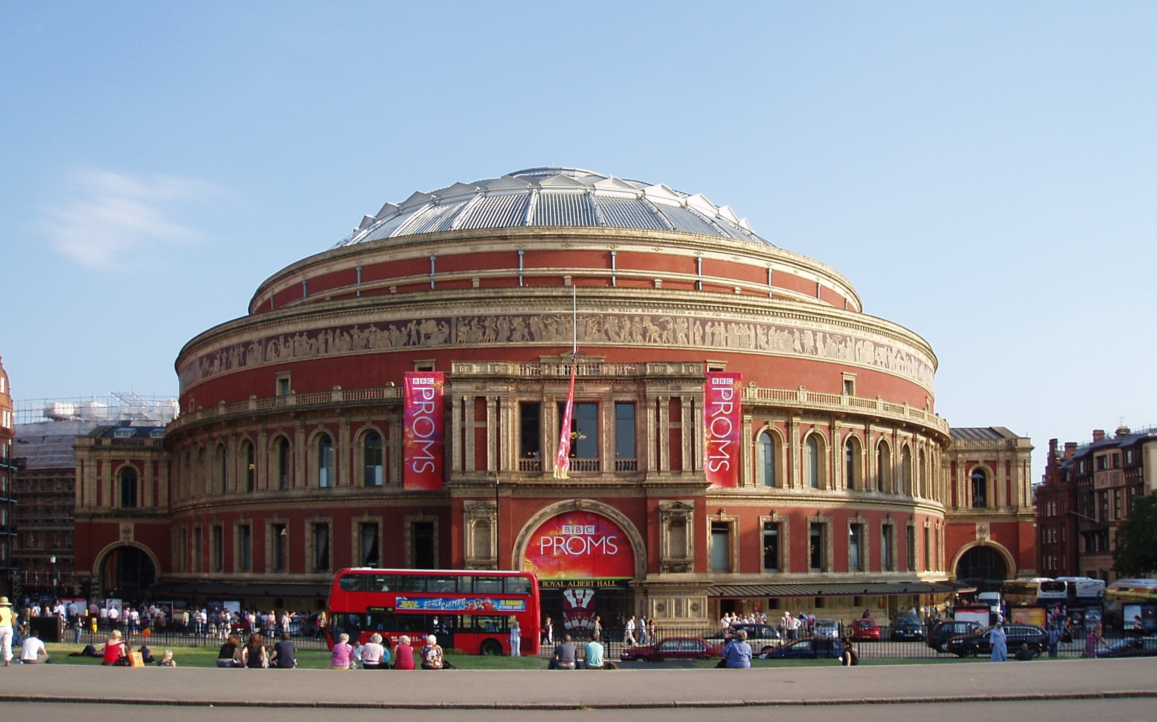 BBC Proms Royal Albert Hall
