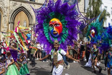 Notting Hill Carnival, Last-Minute Events on August Bank Holiday Weekend in London