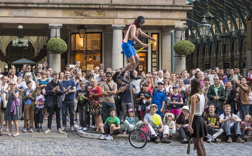 Covent Garden The 5 Hottest Things to Do on a Sunny Day in London Clink Hostels