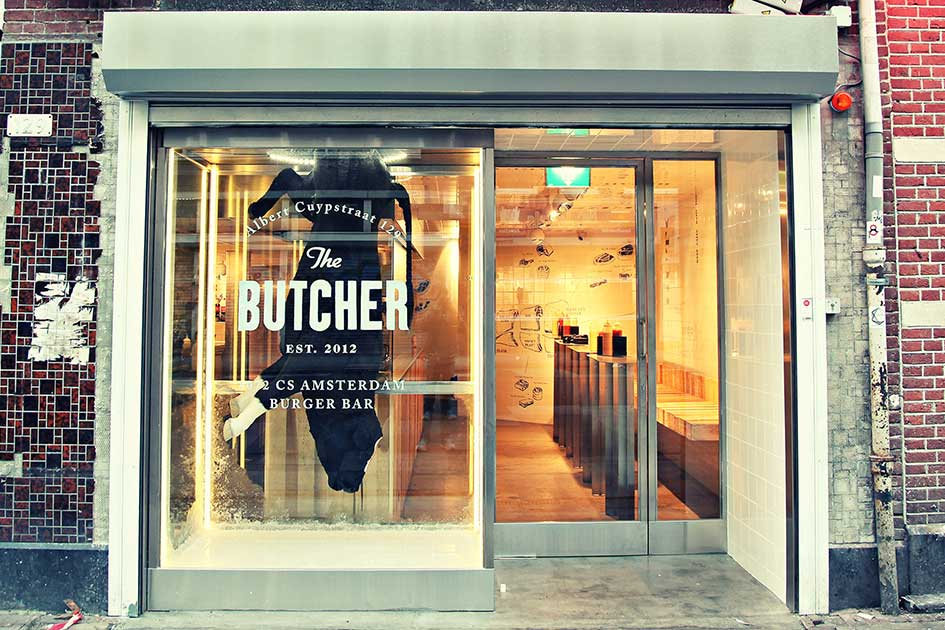 The Butcher - Secret Bar in Amsterdam