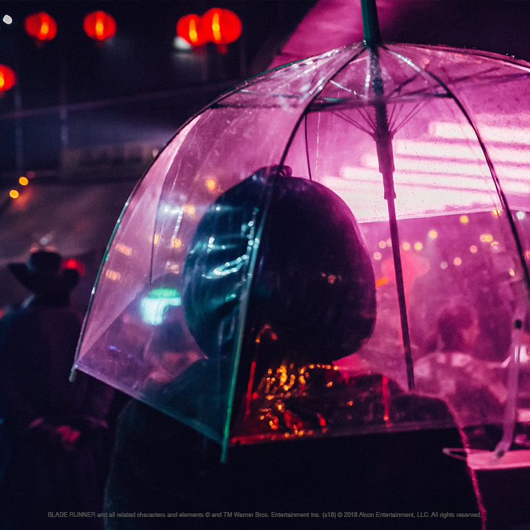 Secret Cinema Blade Runner Clink Hostels Things to do in London this weekend