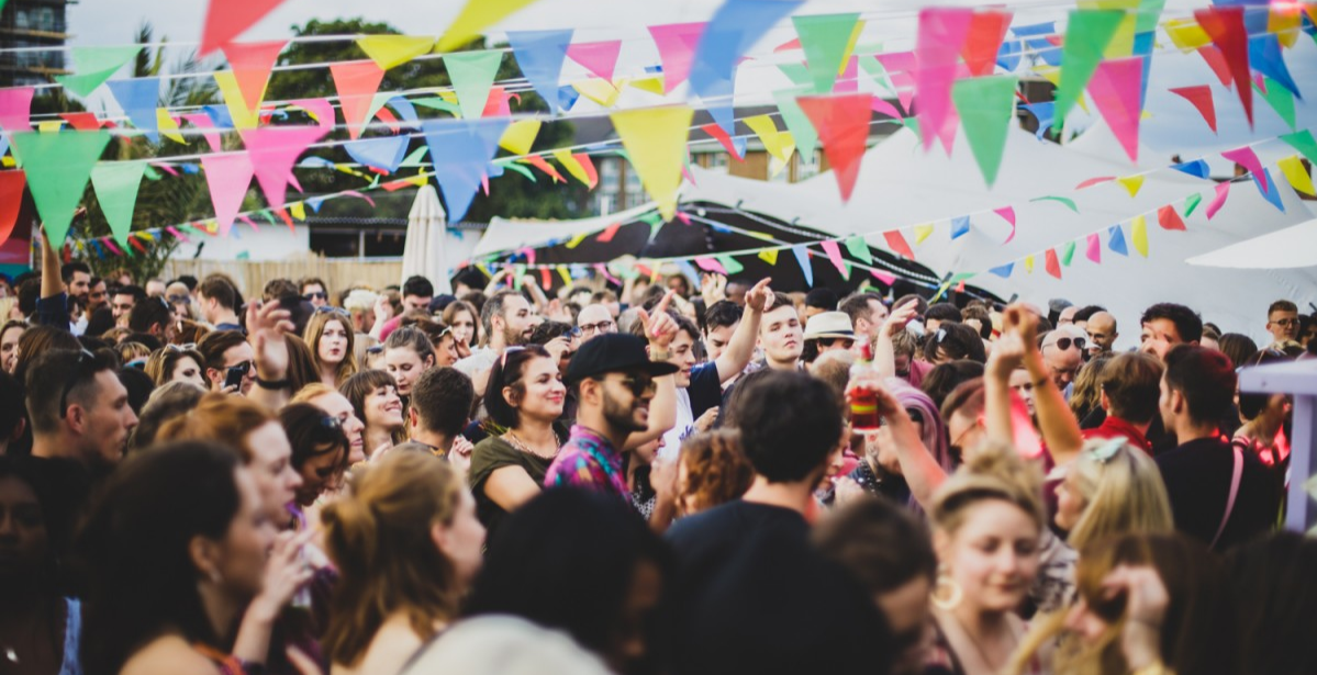 Brixton Rooftop Day and Night Clink Hostels Things to do in London May