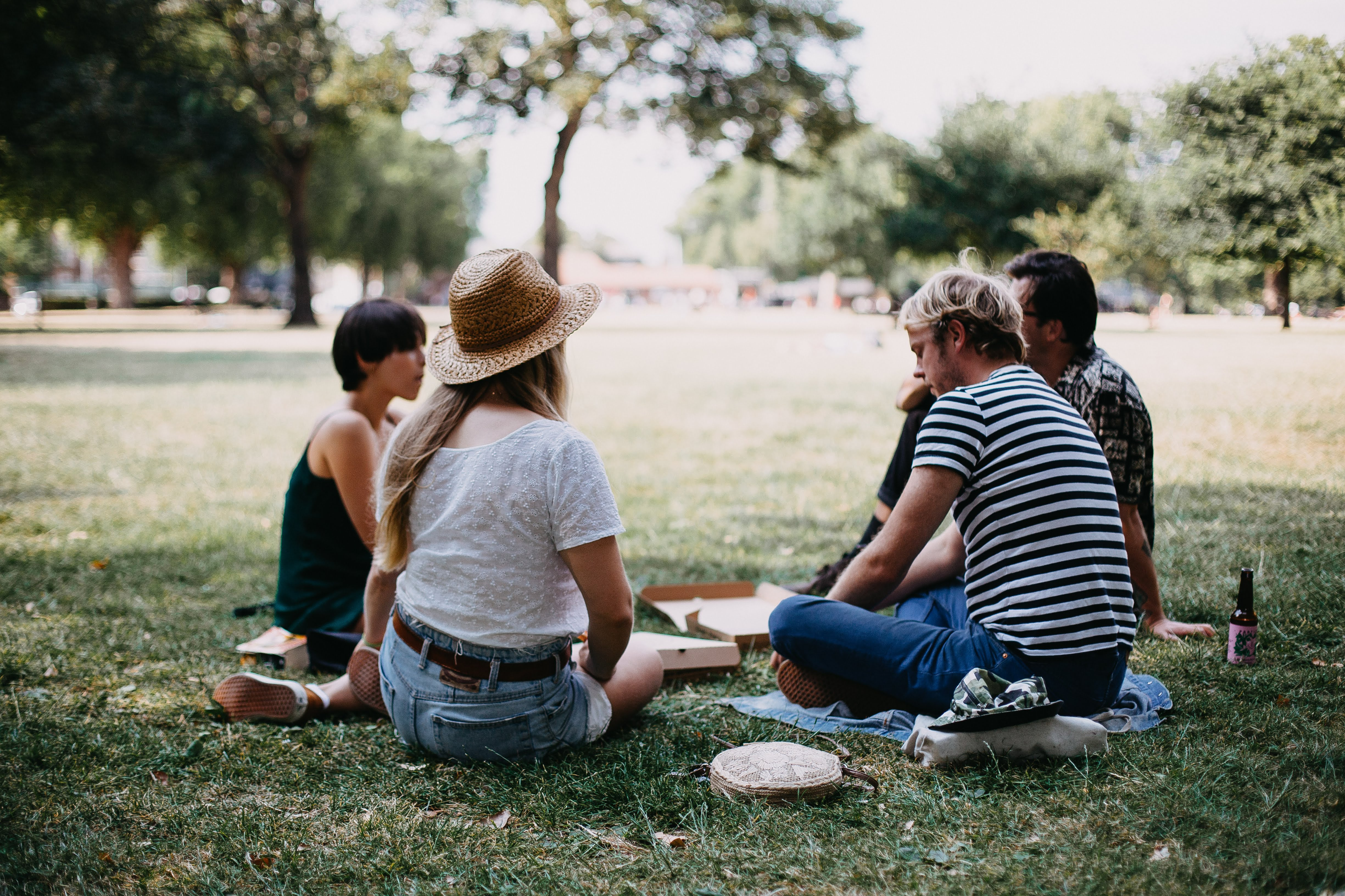 Young People in London Fields