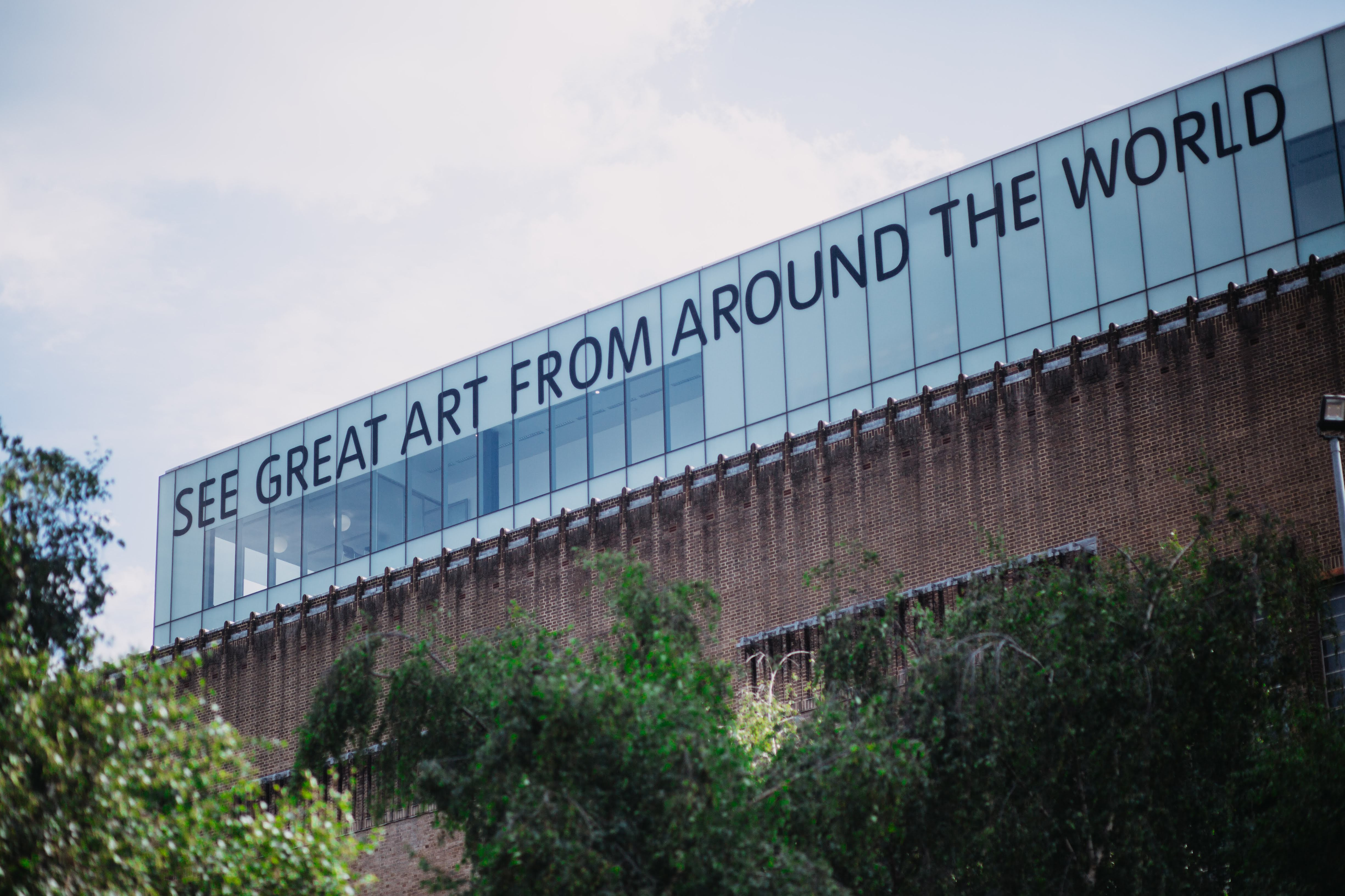Tate Modern See Great Art from Around the World Clink Hostels London on a Budget