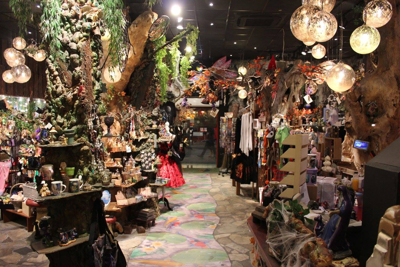 Chimera Fantasy Shop | The best places to spend Halloween In Amsterdam | Clink Hostels