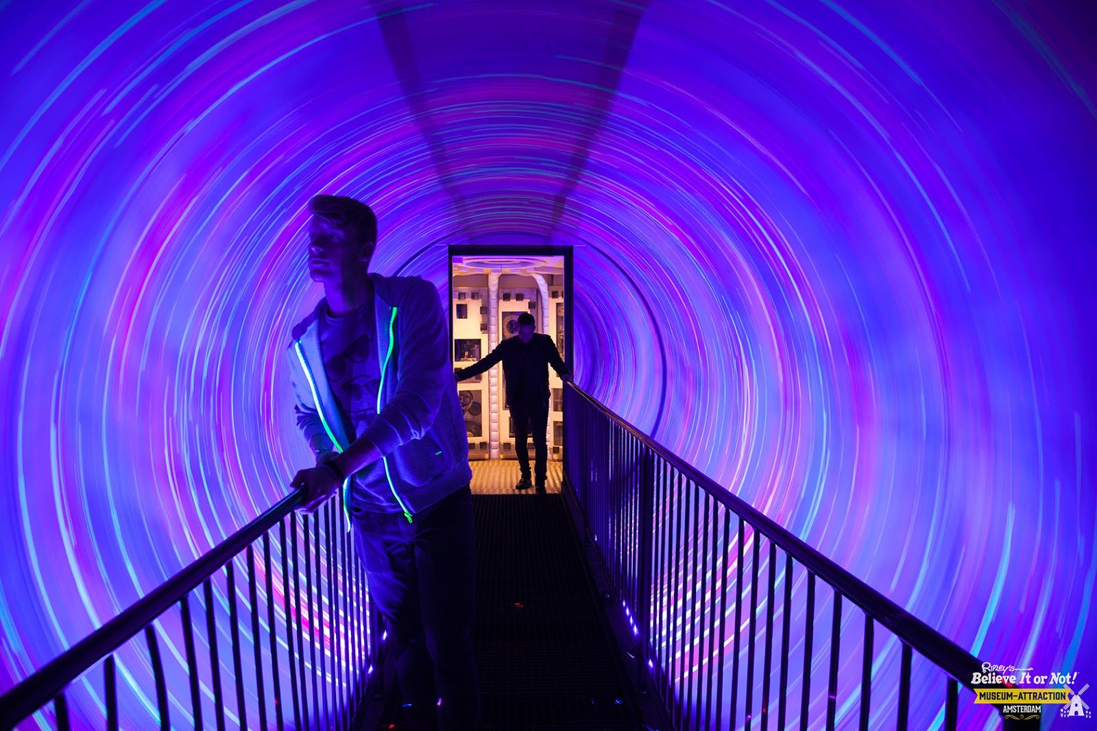 Ripley's believe it or not The Best Places to spend Halloween in Amsterdam | Clink Hostels