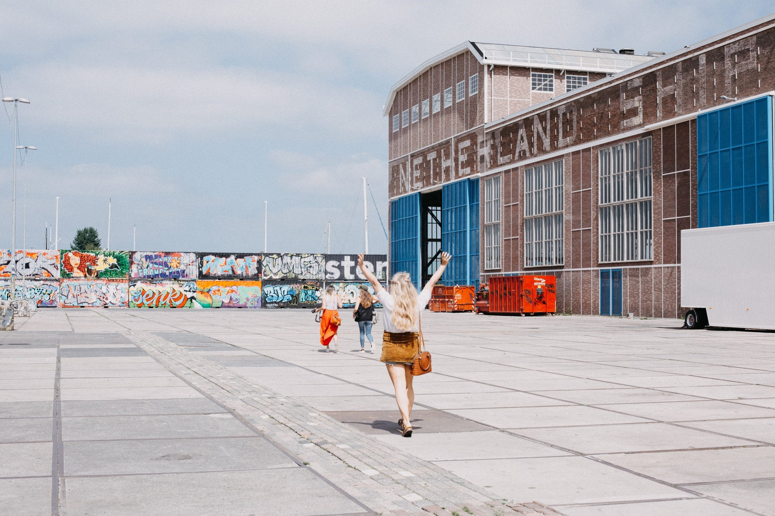 NDSM Top things to do in Amsterdam Noord