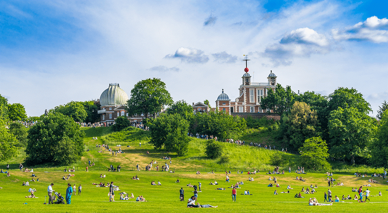 Greenwhich park top picnick spots in London Clink Hostels