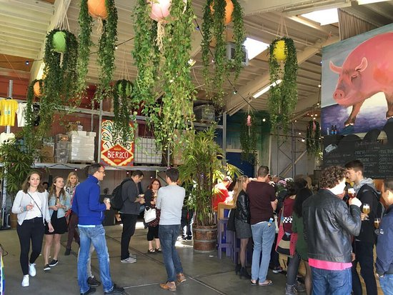 Oedipus Brewery Taproom Things to do in Amsterdam NOORD