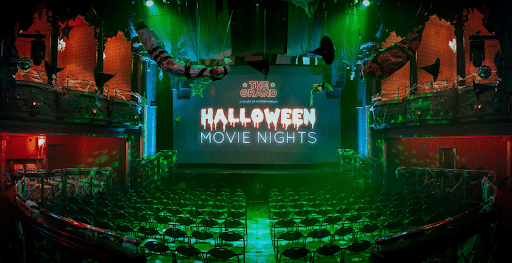 Horroctober Cinema   Best Places for Halloween in London   Clink Hostels