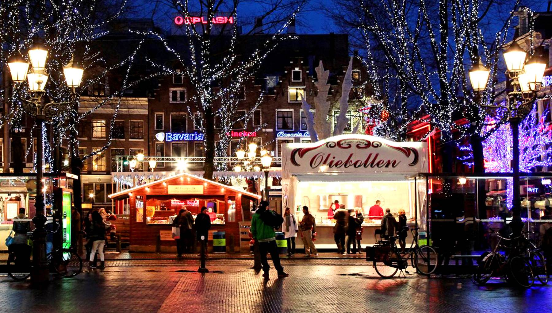 Christmas in Amsterdam | Clink Hostels