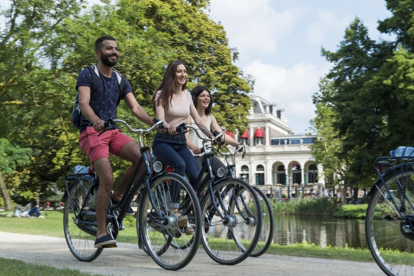 Cycling in Amsterdam | Top things to avoid in Amsterdam | Clink Hostels