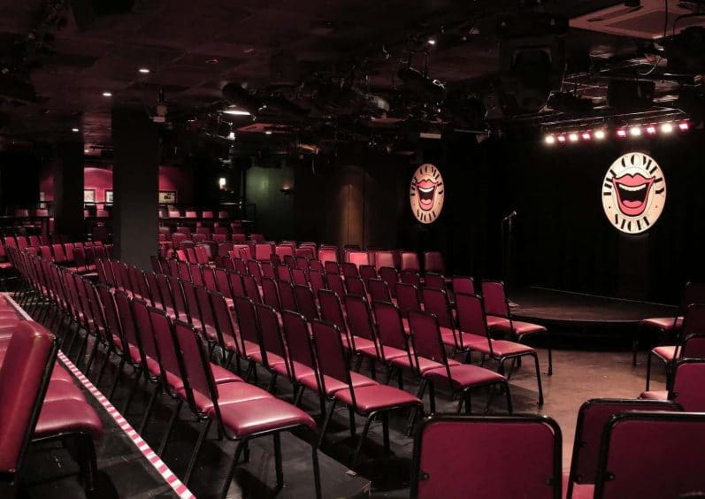 The Comedy Store | Clink Hostels