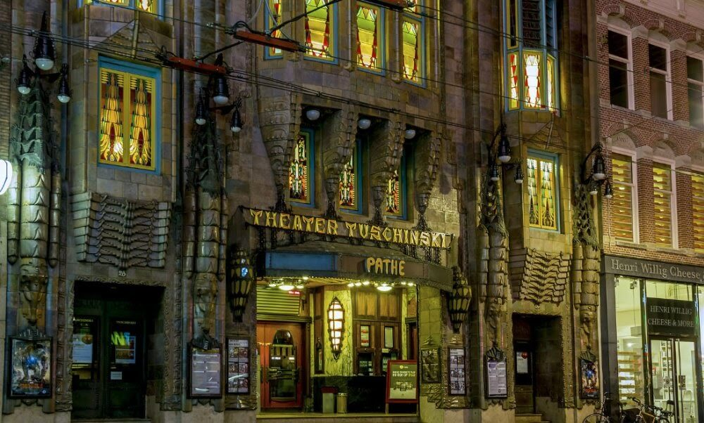 Tuschinski - Things To Do Alone in Amsterdam - Clink Hostels