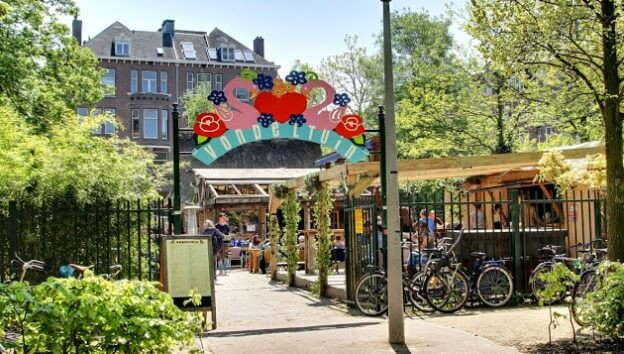 Vondelpark - Things To Do Alone in Amsterdam - Clink Hostels