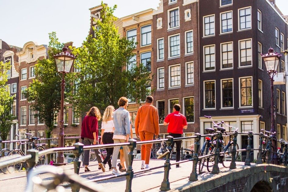 Walking Tour - Things To Do Alone in Amsterdam - Clink Hostels