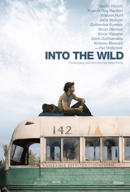 Into The Wild   Top films for isolation  Clink Hostels