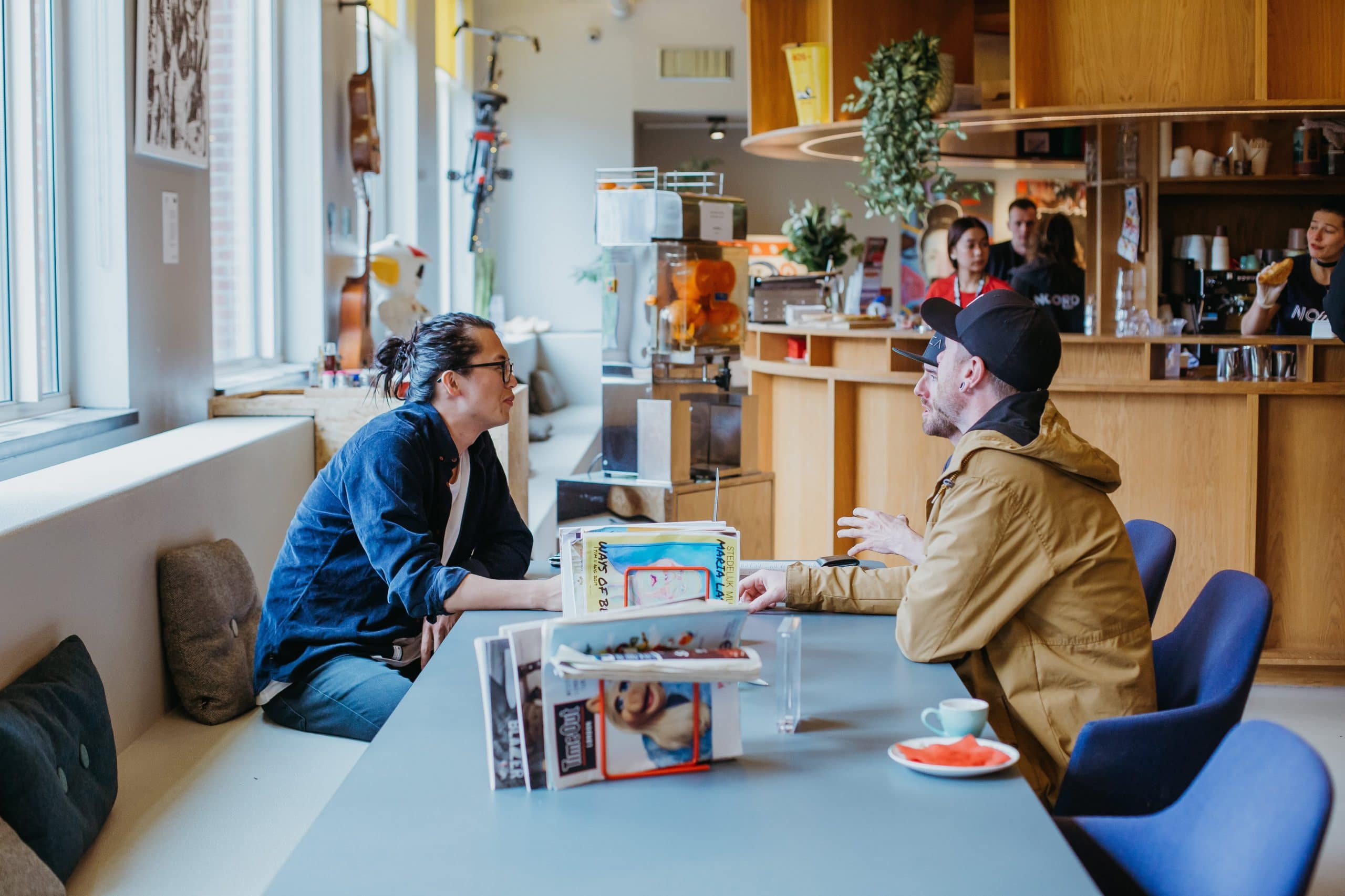 Freinds in NOORD | Clink Hostels | The Do's and Don'ts of Dorm